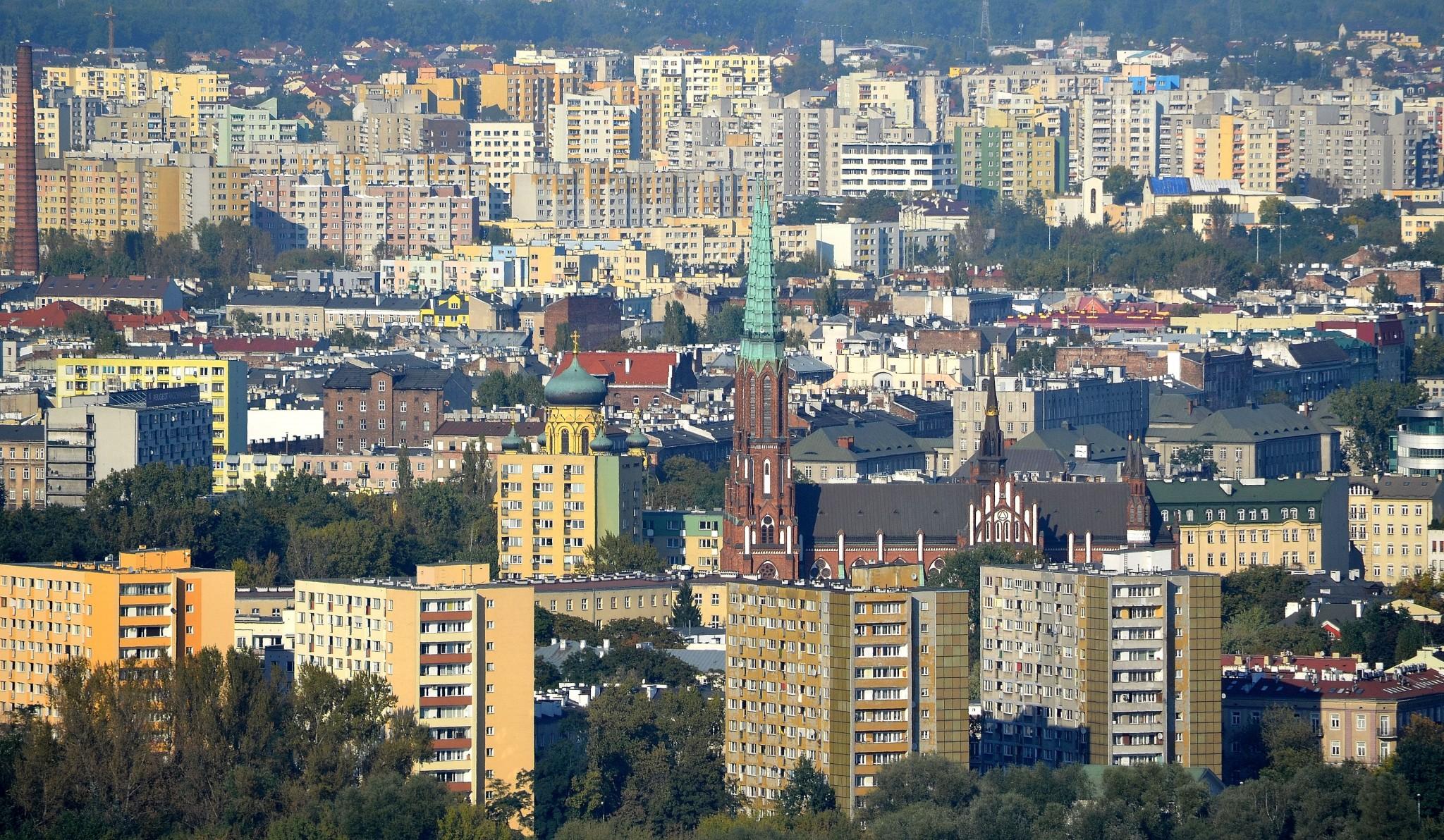 OPTIMUM - Biuro Rachunkowe Warszawa Praga Południe - dzielnica z lotu ptaka